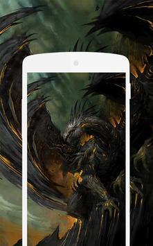 Dragon Wallpaper HD screenshot 2