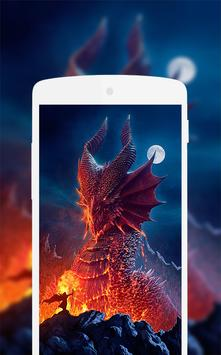 Dragon Wallpaper HD screenshot 7
