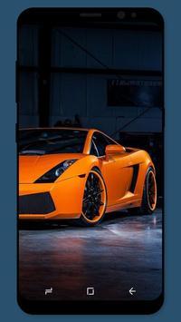 Super Cars Wallpaper poster