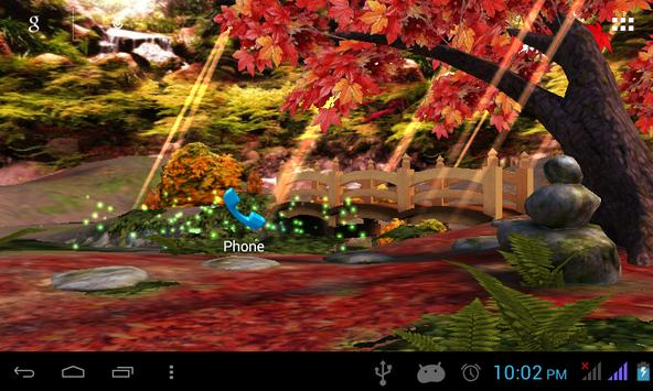 Autumn Grove 3D apk screenshot