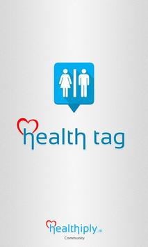 Health Tag poster