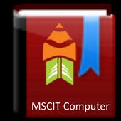 MSCIT Computer (English and Marathi) icon