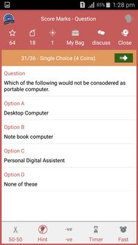 MSCIT Computer (English and Marathi) screenshot 4