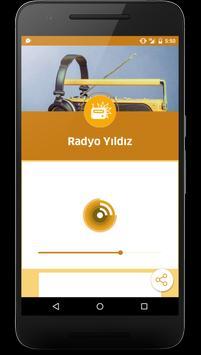 Radyo Yıldız apk screenshot