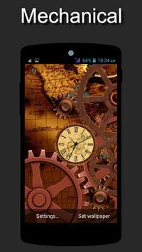 Mechanical Live WallPaper screenshot 1