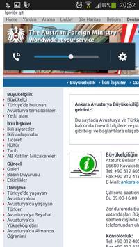 Elçilikler apk screenshot
