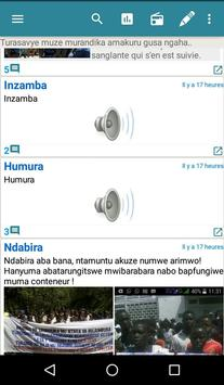Burundi Direct capture d'écran 1