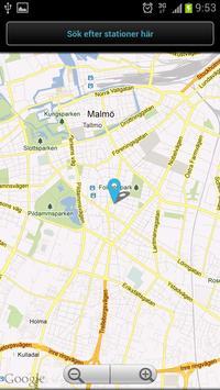 SkåneLinjen screenshot 3