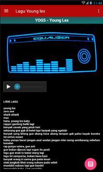 LAGU YOUNG LEX TERBARU + LIRIK screenshot 7