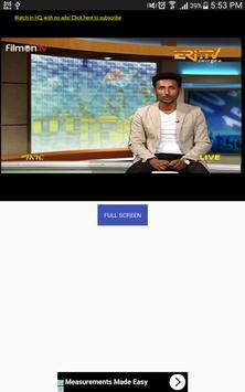 ERI-TV Live poster