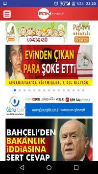 Erk Haber poster