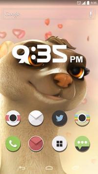 love ermine Live Wallpaper apk screenshot