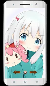 Fan Live Wallpaper of Eromanga-sensei poster