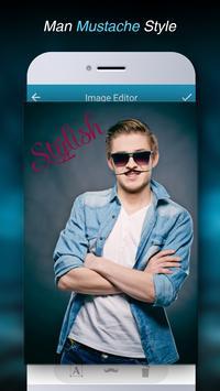 Mustache Photo Editor apk screenshot