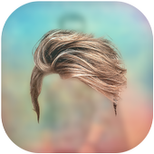 Man HairStyle Photo Editor icon