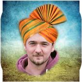 Rajasthani Turbans PhotoEditor icon