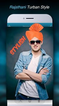 Rajasthani Turbans PhotoEditor apk screenshot