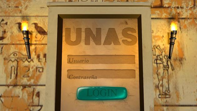 Unas screenshot 1