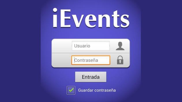 iEvents S.I.C apk screenshot