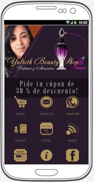 YULIETH BEAUTY SHOP poster