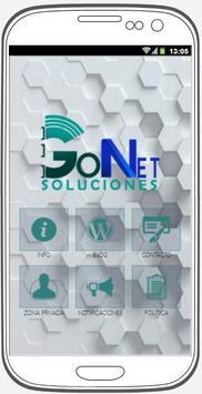 GO NET SOLUCIONES poster