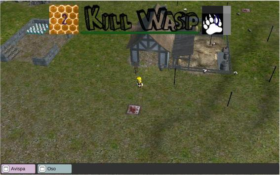 Kill Wasp screenshot 2