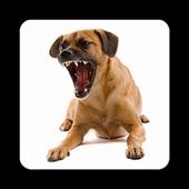 Silbato para ahuyentar perros - Repelente icon