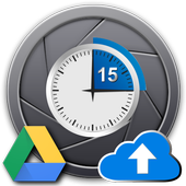Time Lapse to Cloud icon