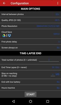 Time Lapse to Cloud apk screenshot