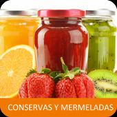 Recetas de mermeladas y conservas gratis español. icon