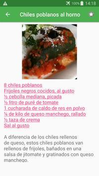 Recetas de frijoles y legumbres en español gratis. screenshot 1