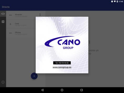 Cano Group EasyView apk screenshot