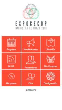 ExpoCECOP poster