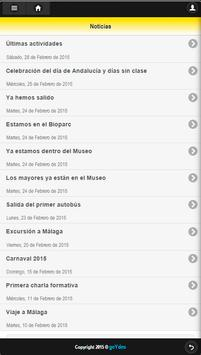 CEIP San Miguel screenshot 1