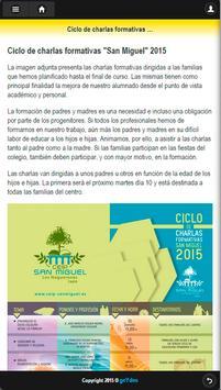 CEIP San Miguel screenshot 2
