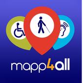 Mapp4All_SVIsual icon
