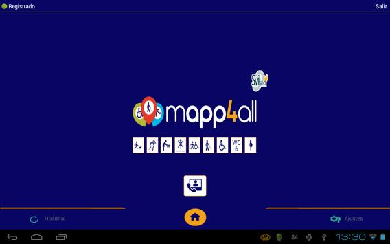 Mapp4All_SVIsual apk screenshot