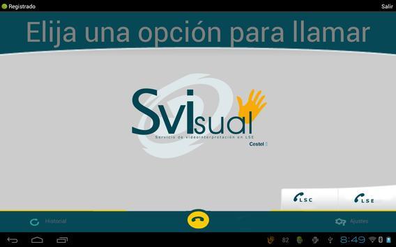 SVIsual apk screenshot