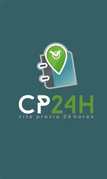 CitaPrevia24Horas Empresas poster