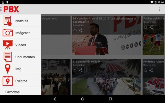 PBX Multimedia screenshot 14