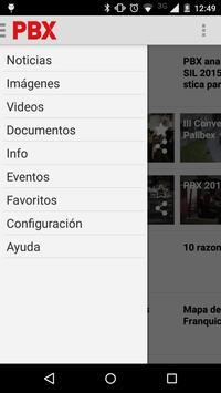 PBX Multimedia screenshot 1
