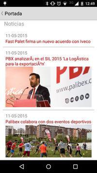PBX Multimedia screenshot 2