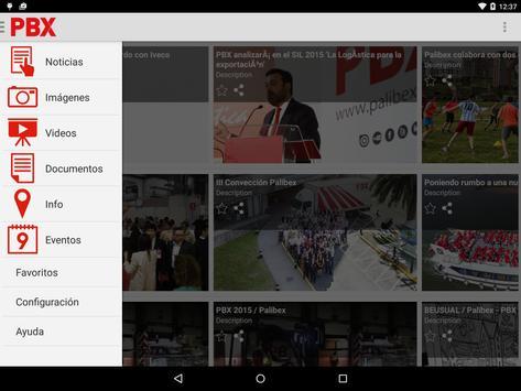PBX Multimedia screenshot 9