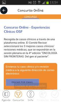 Oncologia sin fronteras 2016 screenshot 3