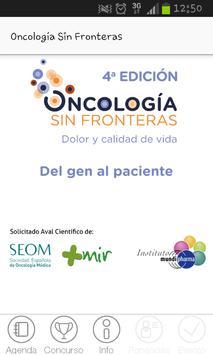 Oncologia sin fronteras 2016 screenshot 1