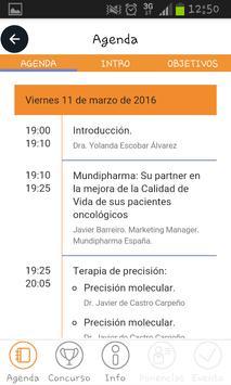 Oncologia sin fronteras 2016 screenshot 2