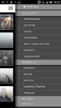 DT LUX apk screenshot