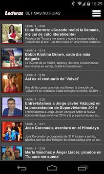 Revista lecturas.com poster