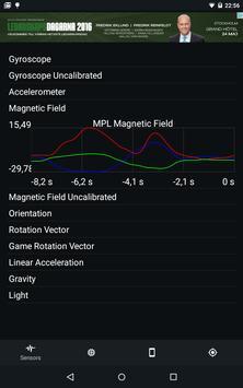 GPS & Sensors apk screenshot