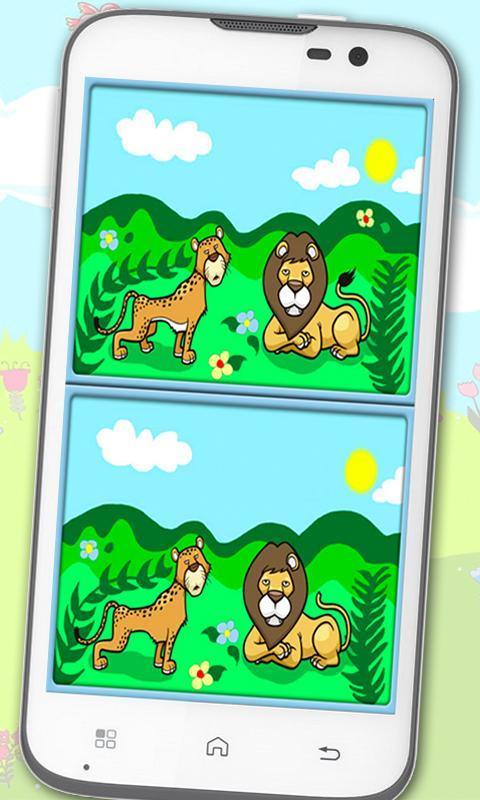 在线免费儿童小游戏_儿童找茬找不同小游戏安卓下载,安卓版APK | 免费下载